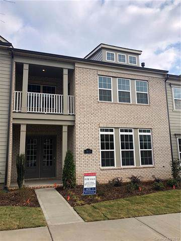 5815 Ardrey Kell Road #15, Matthews, NC 28105 (#3569796) :: Stephen Cooley Real Estate Group
