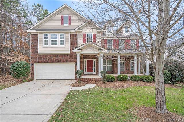 8224 Brisbin Drive, Waxhaw, NC 28173 (#3569820) :: Stephen Cooley Real Estate Group
