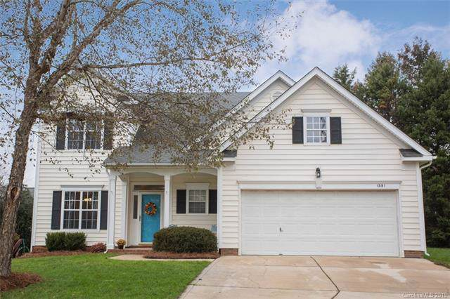1351 Eisenhower Place NW, Concord, NC 28027 (#3569849) :: MartinGroup Properties