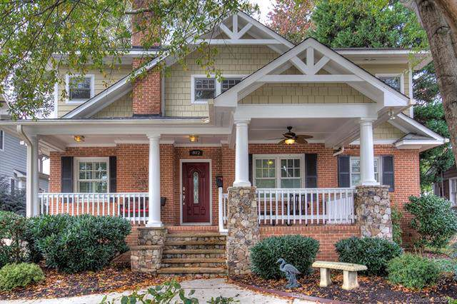 812 Mcdonald Avenue, Charlotte, NC 28203 (#3569859) :: Roby Realty