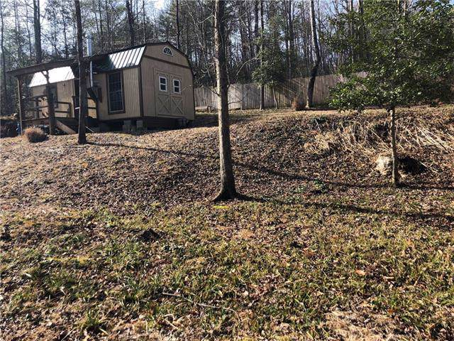 0 Crump Road, Lenoir, NC 28645 (#3569863) :: Roby Realty