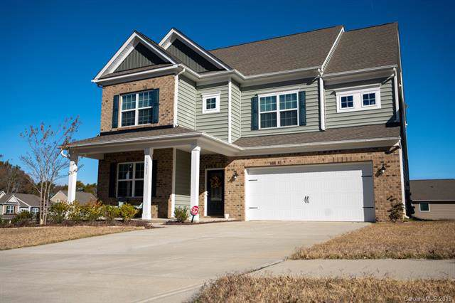 13711 Canterbury Castle Drive #12, Charlotte, NC 28273 (#3569904) :: Carlyle Properties
