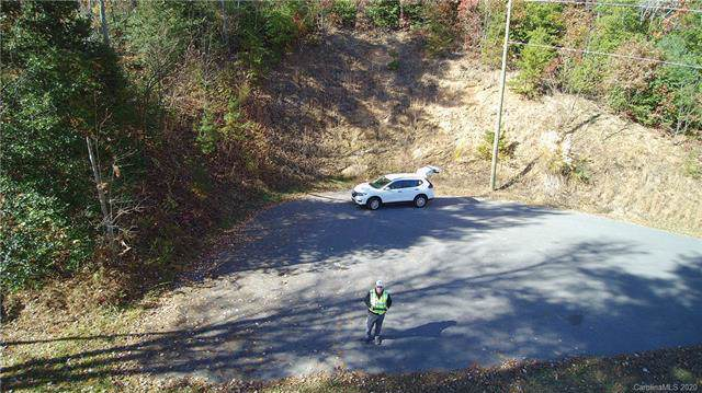 4.89 Acres off Autumn Trail Lane #3, Asheville, NC 28803 (#3569905) :: Zanthia Hastings Team