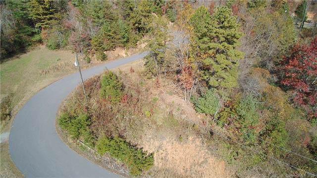 3.39 Acres off Autumn Trail Lane #4, Asheville, NC 28803 (#3569913) :: Zanthia Hastings Team