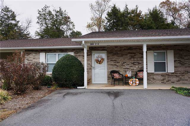 505 2nd Street Place NE C2, Conover, NC 28613 (MLS #3569937) :: RE/MAX Impact Realty