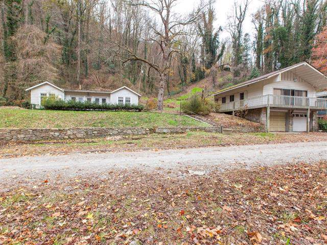 242 & 262 Riverside Drive, Bat Cave, NC 28792 (#3570011) :: Keller Williams Professionals