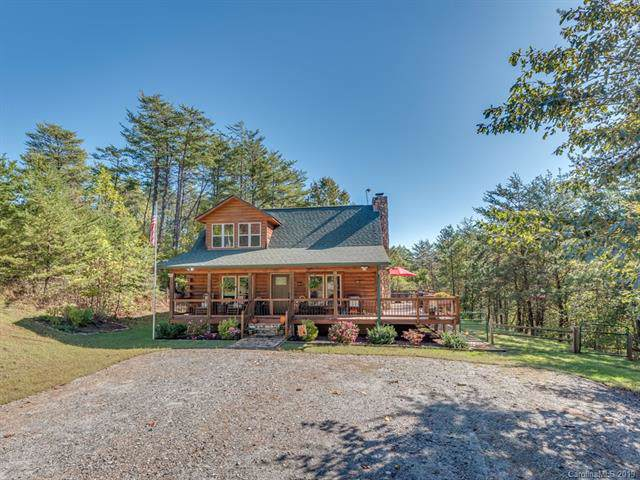 120 Sweetbriar Road N, Lake Lure, NC 28746 (#3570012) :: Carlyle Properties
