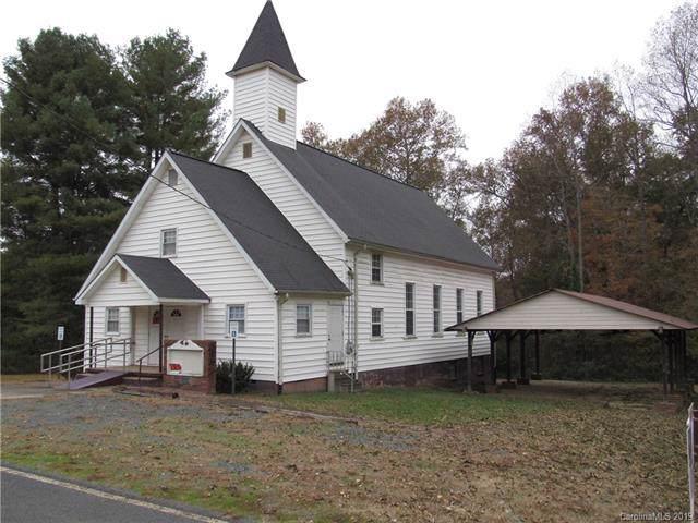 320 Baptist Church Road, Gold Hill, NC 28071 (#3570029) :: High Performance Real Estate Advisors