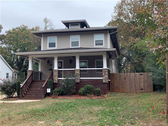 2714 Clemson Avenue, Charlotte, NC 28205 (#3570030) :: Stephen Cooley Real Estate Group
