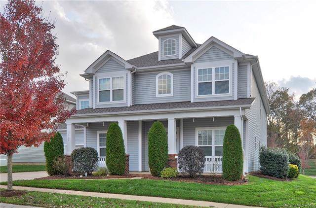 12902 Union Square Drive, Huntersville, NC 28078 (#3570048) :: Besecker Homes Team