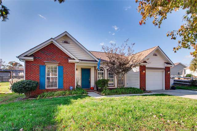 6265 Goldenfield Drive, Charlotte, NC 28269 (#3570088) :: High Performance Real Estate Advisors