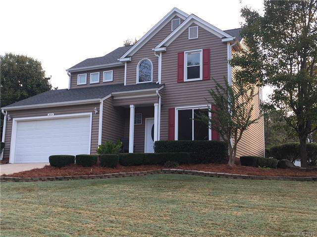 2837 Huckleberry Hill Drive, Fort Mill, SC 29715 (#3570106) :: Caulder Realty and Land Co.