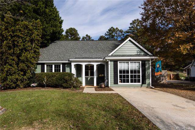 13901 Dannemara Drive, Pineville, NC 28134 (#3570110) :: Homes with Keeley | RE/MAX Executive