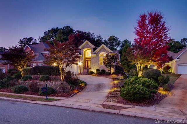 17419 Summer Place Drive, Cornelius, NC 28031 (#3570128) :: Besecker Homes Team