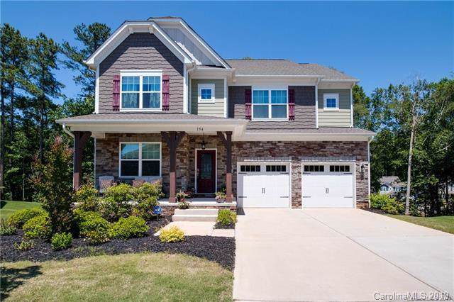 154 Cherry Bark Drive, Mooresville, NC 28117 (#3570147) :: Stephen Cooley Real Estate Group