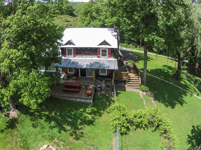 925 & 963 Oxner Cove Road, Waynesville, NC 28786 (#3570168) :: Odell Realty