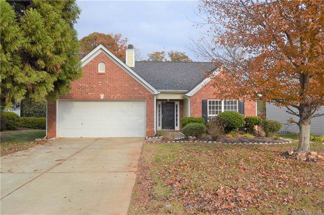 9524 Chastain Walk Drive, Charlotte, NC 28216 (#3570224) :: Stephen Cooley Real Estate Group