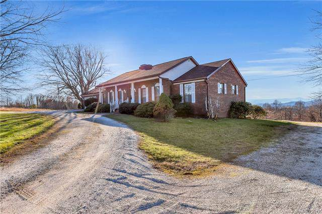 876 John Delk Road, Hendersonville, NC 28792 (#3570233) :: LePage Johnson Realty Group, LLC