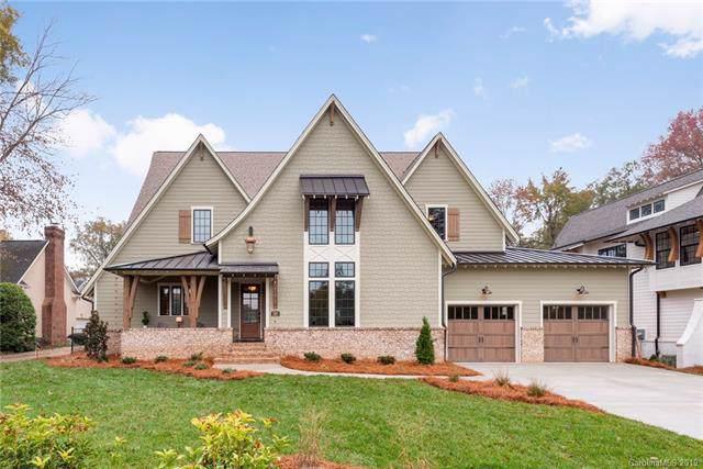 707 Westbury Road, Charlotte, NC 28211 (#3570266) :: High Performance Real Estate Advisors