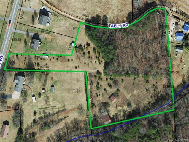 6979 Nc 10 Highway, Vale, NC 28168 (#3570280) :: Carlyle Properties