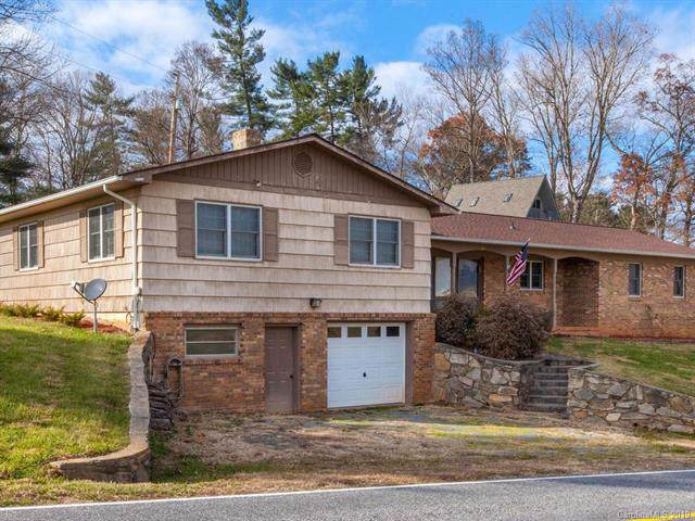 2533 Iron Duff Road, Waynesville, NC 28785 (#3570358) :: Odell Realty