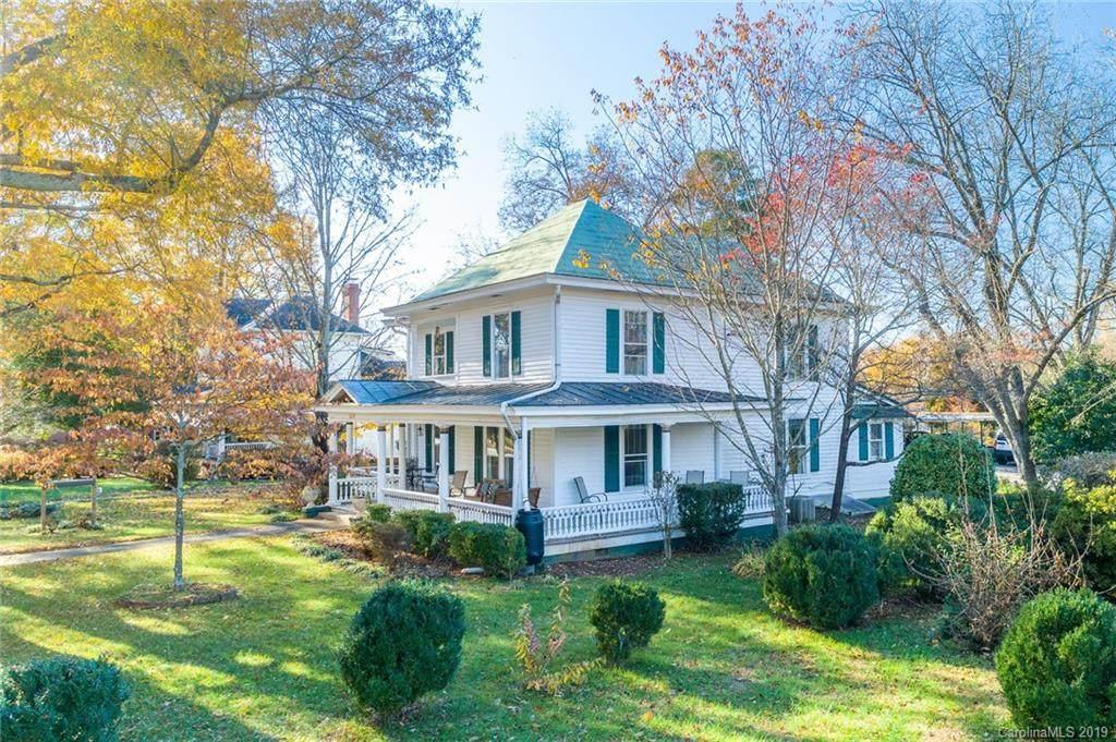 519 Davie Avenue, Statesville, NC 28677 (#3570362) :: Odell Realty