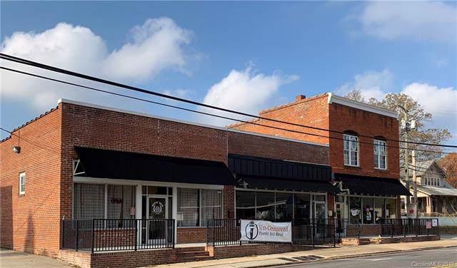1024 Fulton Street, Salisbury, NC 28144 (#3570382) :: Odell Realty