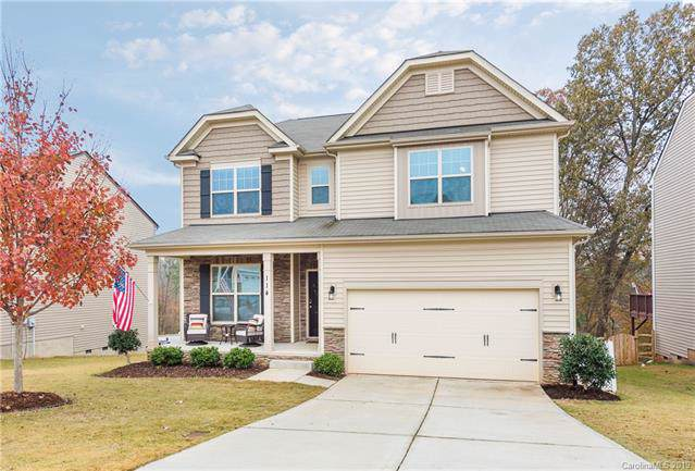 114 E Heart Pine Lane, Statesville, NC 28677 (#3570392) :: Carlyle Properties