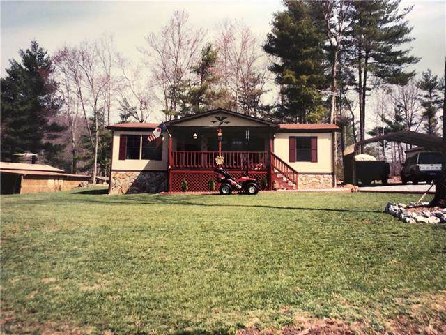 942 Pilgrim Baptist Church Road, Wilkesboro, NC 28697 (#3570402) :: BluAxis Realty