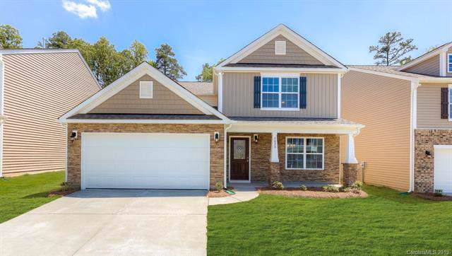 2108 Highland Knoll Drive #051, Charlotte, NC 28269 (#3570421) :: Homes Charlotte
