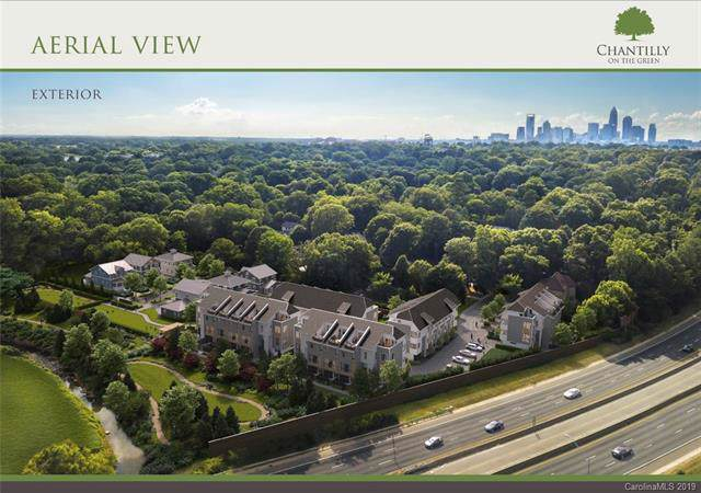 2664 Shenandoah Avenue #7, Charlotte, NC 28205 (#3570425) :: Homes Charlotte