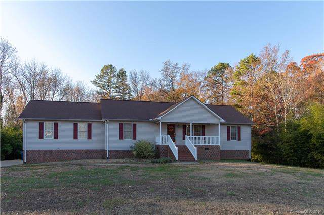 418 Ross Street, China Grove, NC 28023 (#3570443) :: Odell Realty