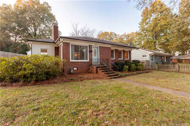 935 Cardinal Drive, Charlotte, NC 28205 (#3570459) :: High Performance Real Estate Advisors