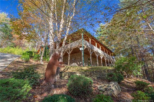 5691 Nc Highway 18 Highway S, Morganton, NC 28655 (#3570501) :: Stephen Cooley Real Estate Group