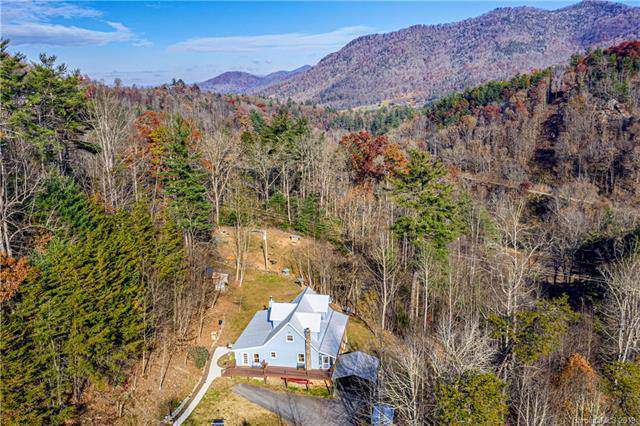 1972 Shook Cove Road, Tuckasegee, NC 28783 (#3570519) :: Stephen Cooley Real Estate Group