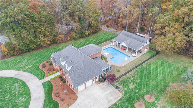 209 Forest Glen Drive, Salisbury, NC 28147 (#3570554) :: Stephen Cooley Real Estate Group