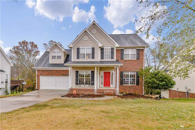 10823 Wyndham Pointe Drive, Charlotte, NC 28213 (#3570586) :: Carlyle Properties