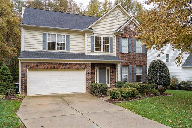 8823 Deerland Court, Huntersville, NC 28078 (#3570589) :: High Performance Real Estate Advisors