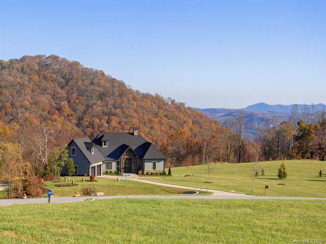 23 Thunder Mountain Road, Hendersonville, NC 28792 (#3570697) :: The Elite Group