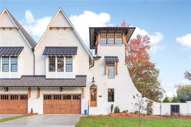 715 Westbury Road, Charlotte, NC 28211 (#3570698) :: High Performance Real Estate Advisors
