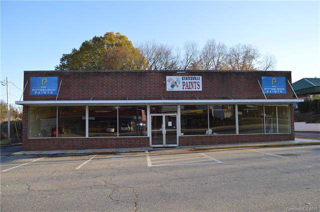 218 Front Street, Statesville, NC 28677 (#3570732) :: LePage Johnson Realty Group, LLC