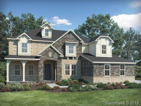 105 Enclave Meadows Lane, Matthews, NC 28104 (#3570781) :: Caulder Realty and Land Co.