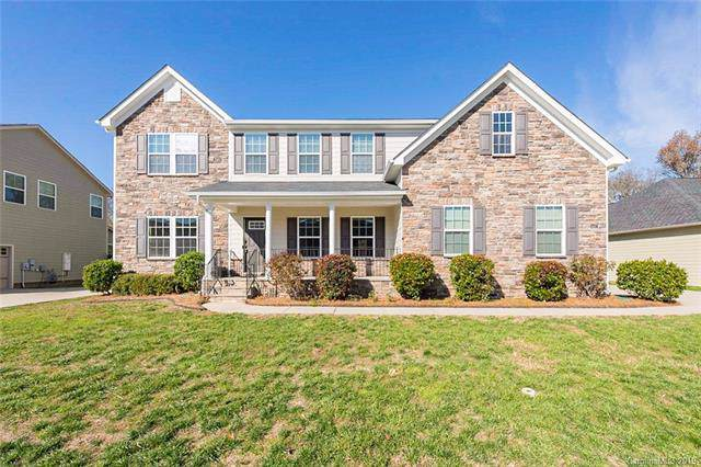 3030 Thorndale Road, Indian Trail, NC 28079 (#3570788) :: Carlyle Properties