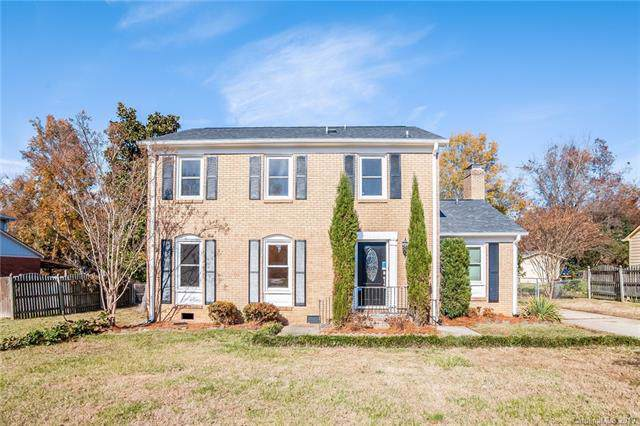 6813 Rambling Rose Drive, Charlotte, NC 28212 (#3570790) :: High Performance Real Estate Advisors