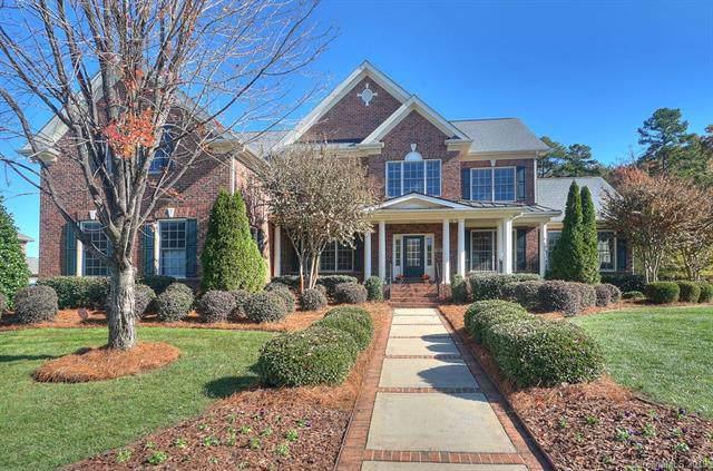 712 Ridgelake Drive, Matthews, NC 28104 (#3570797) :: Stephen Cooley Real Estate Group