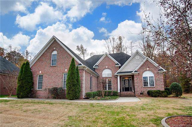 3949 Erskine Woods Drive, Bessemer City, NC 28016 (#3570891) :: Stephen Cooley Real Estate Group