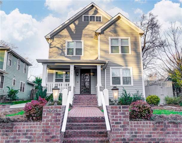1823 Mecklenburg Avenue, Charlotte, NC 28205 (#3570942) :: BluAxis Realty
