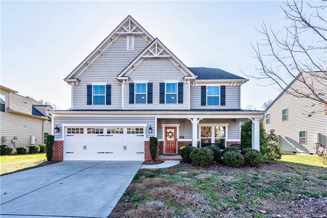 1243 Tanner Crossing Lane, Indian Land, SC 29707 (#3570978) :: The Andy Bovender Team