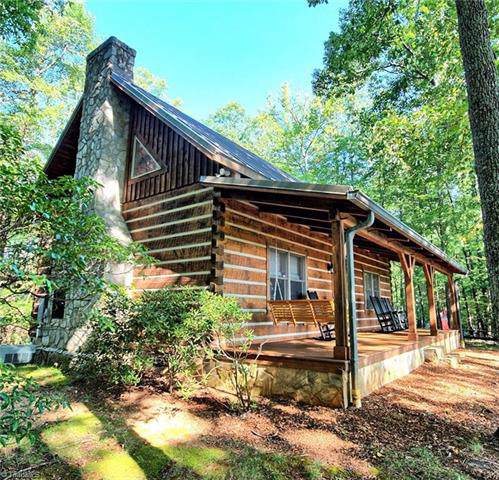 800 Lump Road, Purlear, NC 28665 (#3571000) :: Stephen Cooley Real Estate Group