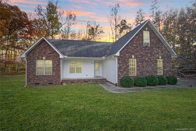 129 Quail Ridge Run, Salisbury, NC 28146 (#3571055) :: High Performance Real Estate Advisors